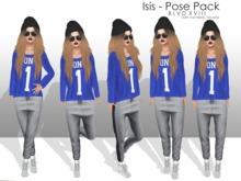 BLVD18 POSES - Isis Pose Set
