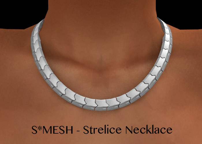 S*MESH - Strelice Necklace