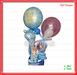 Its a boy globos y caja / balloons Dollarbie