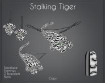 Moondance Jewels Stalking Tiger