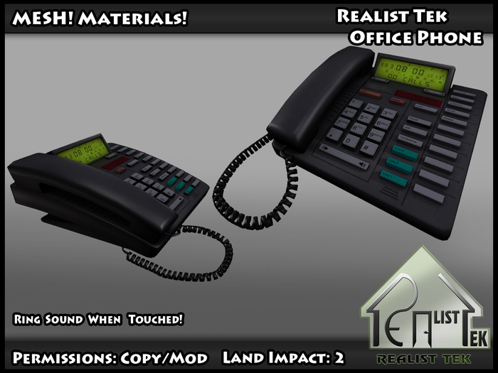 Realist Tek Office Phone