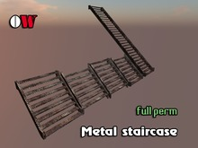 OW Metal staircase