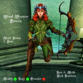 Wood Warrior Female