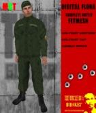 TUH Bunker- Digital Flora Military Uniform (Russia)