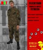 TUH Bunker- Flecktarn Military Uniform (Germany)