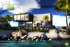 inVerse® MESH Santa Barbara - minimal full furnished modern house