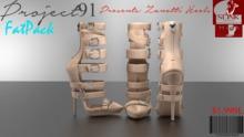 Zanotti Heels Fatpack (Slink High)