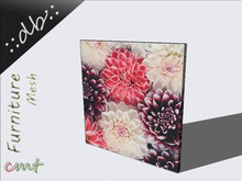 ::db furniture:: Wall Art Picture Dalia  / wall decor
