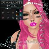 :Diamante: & {K} Losing My Religion - Facial Piercing