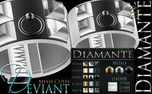 :Diamante: Deviant Cuffs - RLV