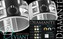 :Diamante: Deviant Cuffs