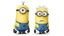 Despicable Me Minion Bumper