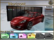 [Han] Horizont Pierro Bi-Turbo Red