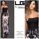 [LG]KCSP14 A Dream come True Maxi Dress