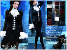 * Tainted Love *  Steampunk outfit