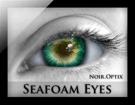 NoirOptix - Seafoam Eyes (Naturals) (3 Sizes)