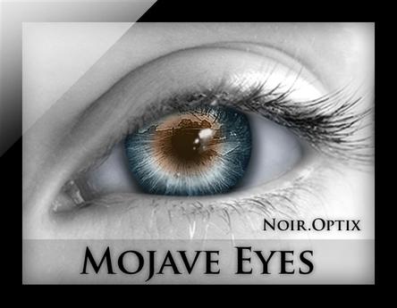 NoirOptix - Mojave Eyes (Naturals) (3 Sizes)