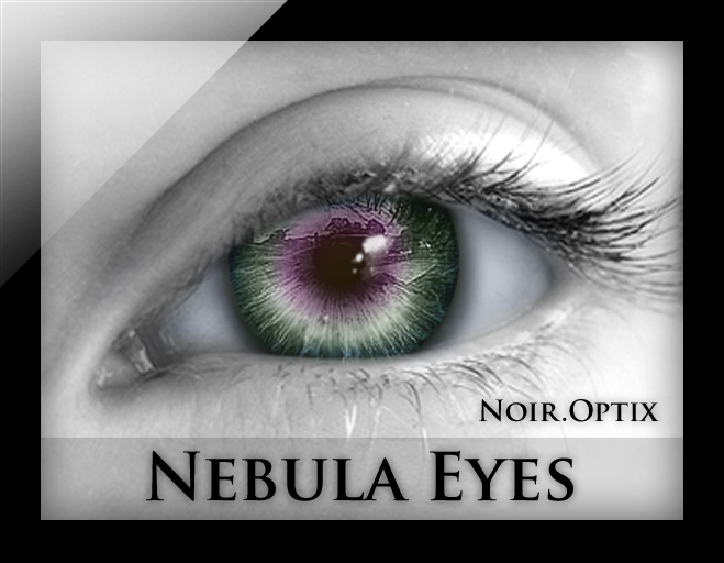 NoirOptix - Nebula Eyes (Naturals) (3 Sizes)