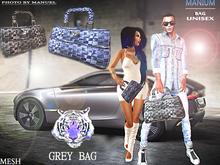 Bag MANIUM Grey