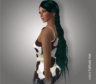FaiRodis Electra hair black2