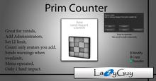 LazyGuy - Land Impact Counter (Panel)
