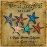 Bad Katz Mesh Starfish