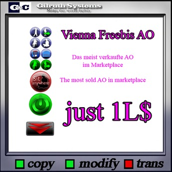 *Vienna Freebies AO V2.2 Edit by Holger Gilruth
