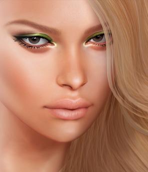 ItGirls - Slink Visage Applier - Tan