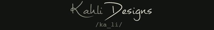 Kahli logo