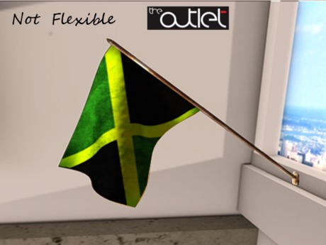 *-*C-Outlet*-* Jamaica Flag