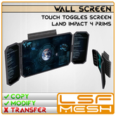 [LSF] Wall screen