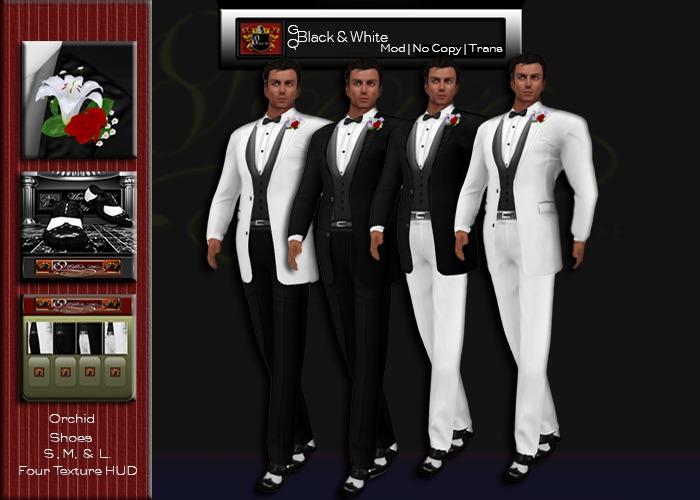 69 Park Ave GQ - Black \u0026 White - Formal