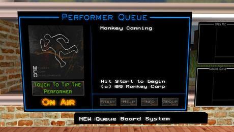 Performers Queue - Karaoke Board - Open Mic Board - Queue - with contest board