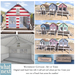{what next} Waterfront Cottage Collection  - Beach Huts