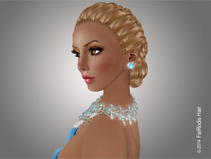 FaiRodis Alivia hair blonde2 Demo
