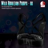 {K} Wild Ambitions Pumps - Slink Avatar Enhancement - 2