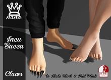 Nana - Incu Succu Claws Black
