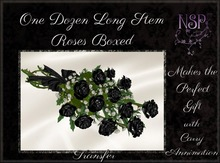 NSP Heather Rose Arm Bouquet (boxed)