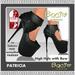 Bacio Mesh Slink PATRICIA with Bow BOX