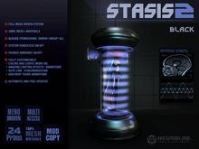 CYBER STASIS BLACK [NeurolaB Inc.] Cyber Cyberpunk