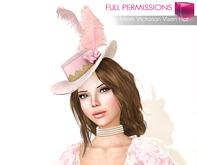 MI960074 Victorian Vixen Hat