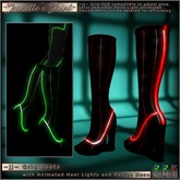 ~JJ~ Grid Boots