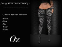 // Oz \\ SHANYA PANTS PACK 1 FOR WOWMEH