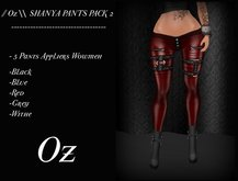 // Oz \\ SHANYA PANTS PACK 2 FOR WOWMEH