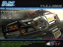 ..::P&W::.. Cop M-Tang 308 Mesh