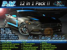 ..:: P&W M-Tang 2015 ::..