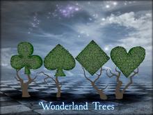 Boudoir-Wonderland Trees