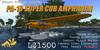 PA-18 Super Cub Amphibian