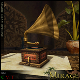 =Mirage= Arabic Gramophone
