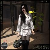 :KR: Una Blouse - Silver